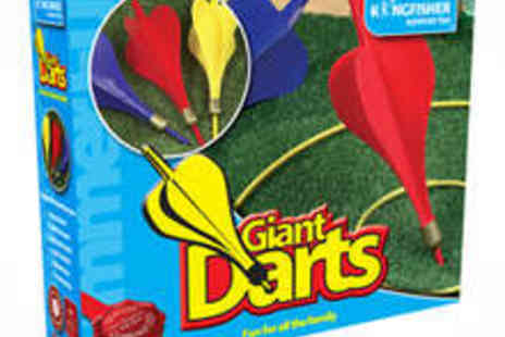 Gardeners Market - Giant Darts Garden Game - Save 52%
