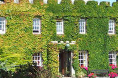 Tregenna Castle - One Night Break for Two with Breakfast - Save 47%