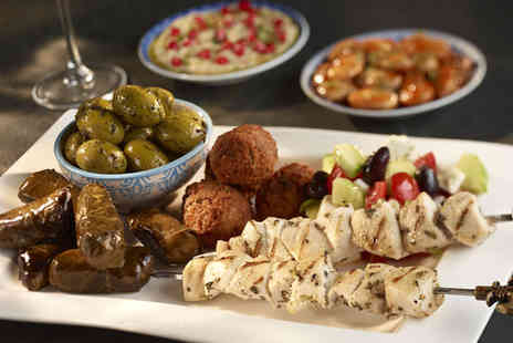 Marrakech Cocktail Lounge - Mezze board and 4 cocktails - Save 71%
