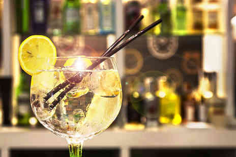 The City of London Distillery - Gin experience for two - Save 59%