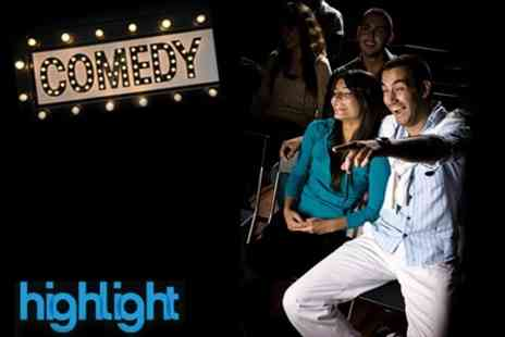 The Highlight - Fosters Comedy Live Tickets For Two - Save 83%