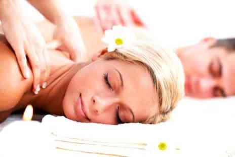 The Retreat - Spa Day With Back Massage and Bubbly For Two - Save 70%