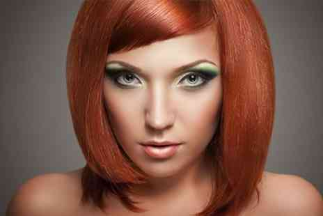 Kutz n Beauty - Highlights or Colour With Cut and TIGI Conditioning - Save 60%