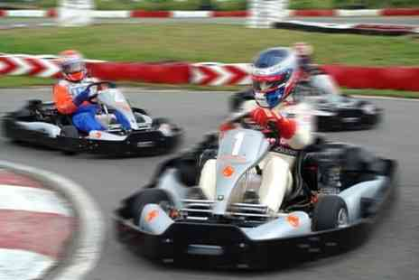 Brentwood Karting - Go Karting For Two - Save 50%