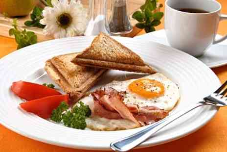 Cafe 118 - All Day Breakfast With Drinks For Two - Save 67%