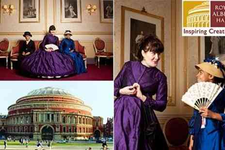 Royal Albert Hall - Kids The Victorian Experience Tour - Save 40%