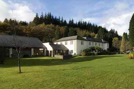 Nant Ddu Lodge Hotel - Spa day including a choice of two treatments and coffee on arrival - Save 57%