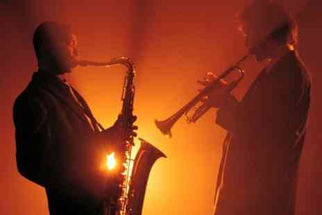 Big Bear Music - Concert Ticket  to Birmingham International Jazz & Blues Festival - Save 60%