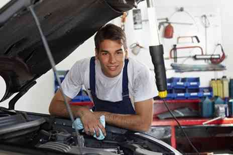 Collison Motoring Services - Car Air Con Test With Re Gas - Save 66%