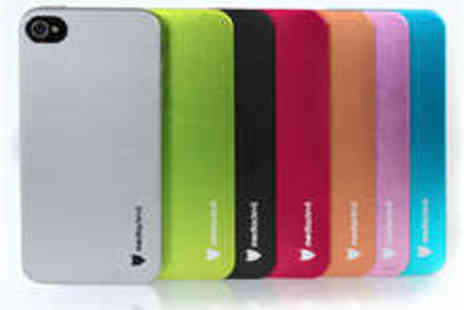 MediaDevil - Tinskin Aluminium Back Cover for iPhone 4 and 4S - Save 60%
