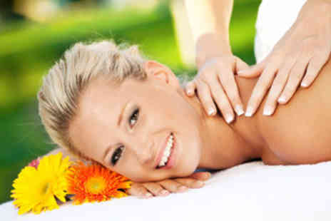 Natural Touch Beauty & Skin Clinic - Dermalogica Facial Relaxing or Deep Tissue Back Massage - Save 62%