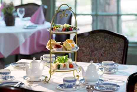 The Bridge Hotel & Spa - Summer Afternoon Tea & Spa Access for 2 - Save 46%