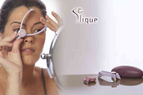 Trend Essential - Slique Face and Body Hair Threading Removal System - Save 70%