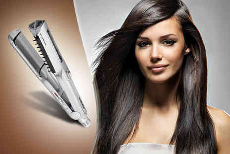 Up Global Sourcing - Babyliss Pro Styler Ionic Hair Straightener - Save 51%