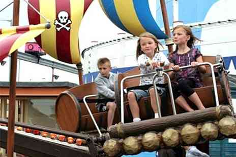 Great Yarmouth Pleasure - One Day Ride Pass - Save 37%
