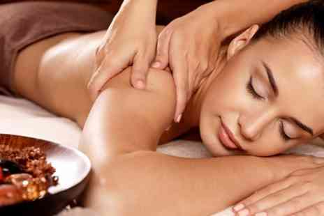 Salon Exige - Back, Neck and Shoulder Plus Indian Head Massage - Save 50%