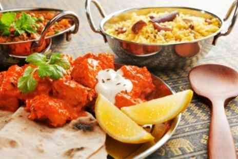 Tamarind - Two Course Indian Meal With Side For Two - Save 52%