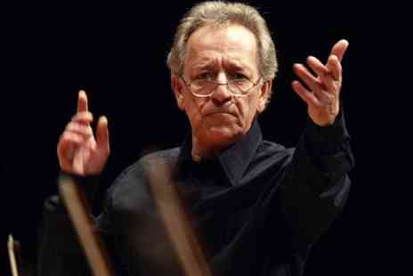 Philharmonia Orchestra - Russian Classical Concert With Yuri Temirkanov - Save 50%