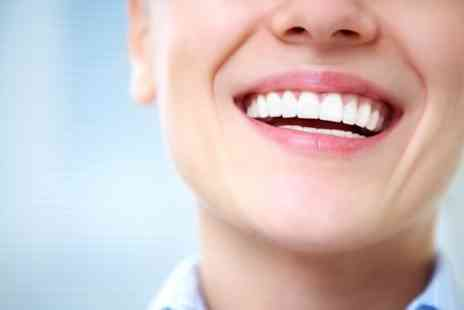 White and Beauty - Laser Teeth Whitening - Save 83%
