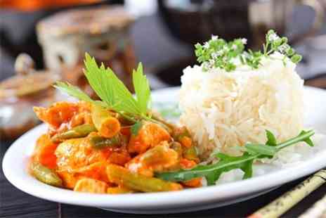 Barinda - Two Indian Course Meal With Rice For Two - Save 59%