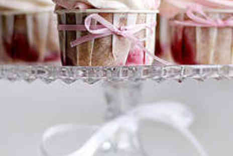 Glamorous Puds - 12 Cupcakes - Save 50%