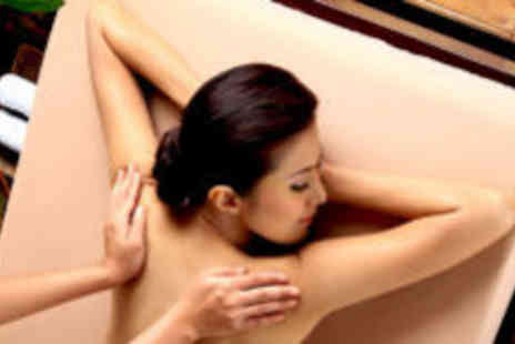 The Soul Spa - Choice of massages - Save 72%