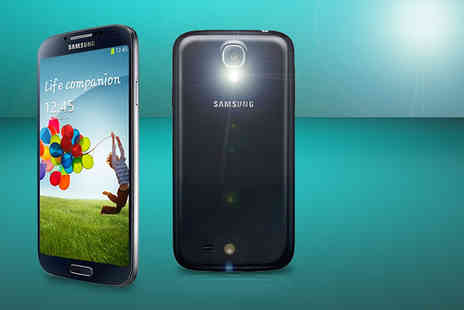 Mobiles.co.uk - Samsung Galaxy S4 when you sign up to a 24mth contract - Save 89%