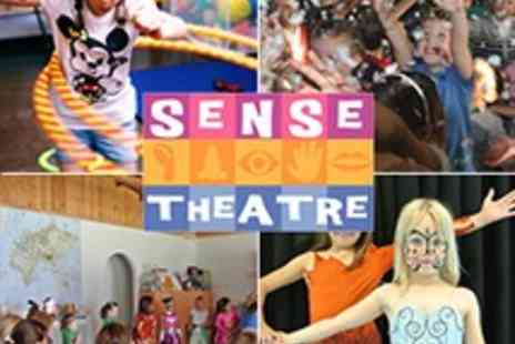 Sense Theatre Parties 2 - Two Hour Sense Theatre - Save 45%
