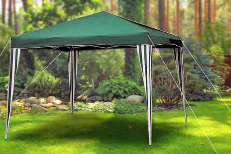 Sherwood Direct - Three metre x 3 metre pop up gazebo - Save 50%