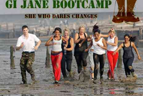 G.I. Jane Bootcamp - £349 Four-Night Bootcamp Break at the Celebrity Favourite GI Jane, Value £695 - Save 50%
