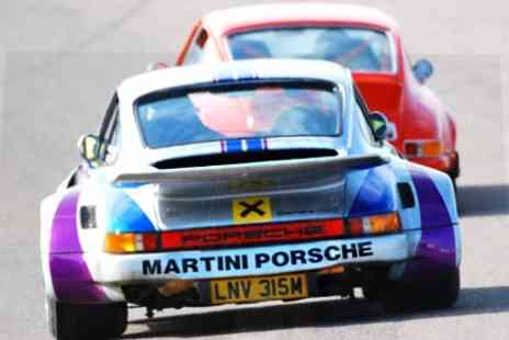 Mallory Park - Entry to The Autoglym Classic Car Festival - Save 54%