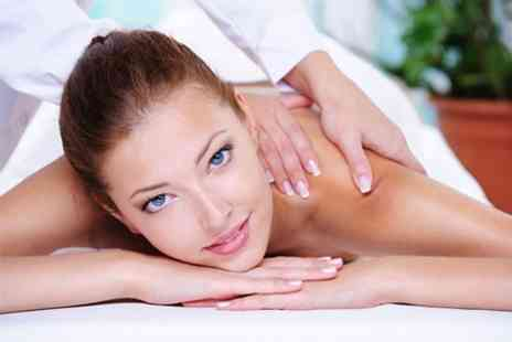 Heights Health and Fitness - Full Body Massage With Express Manicure - Save 60%