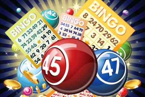 Gala Bingo - Dinner and Drink For Two - Save 78%