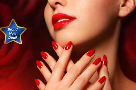 Jackie & Co - A Shellac manicure and pedicure - Save 76%