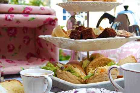 Cafe Bee - Afternoon Tea For Two - Save 53%