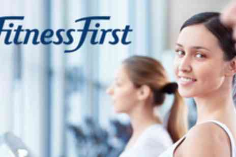Fitness First - £7 instead of £95 for a 7 day gym pass to any of Fitness First's blue clubs + a health and fitness MOT - Save 93%