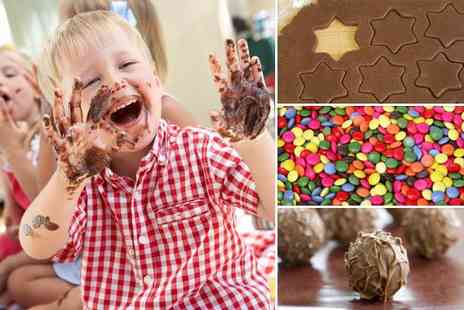Lets Party - Six Golden Tickets to a Charlie and the Chocolate Factory themed party - Save 18%