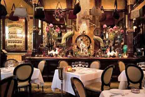 Les Trois Garcons - Six Course Tasting Menu For Two - Save 50%