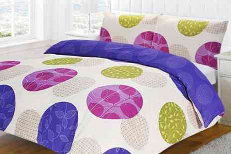 Textiles Direct - Printed Duvet Sets - Save 48%
