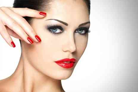 Urban Retreat - Luxury Manicure or Pedicure With Gel Polish - Save 60%