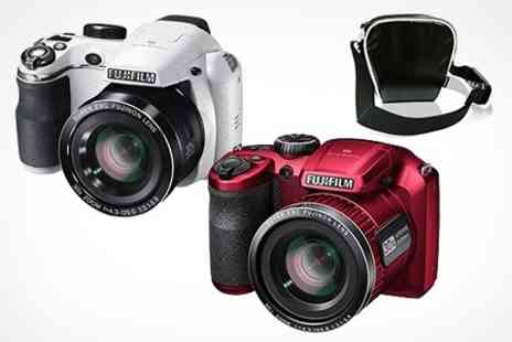Born on the Streets - Fujifilm FinePix S4500 Digital Camera With Case - Save 53%