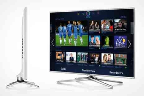 Ebuyer.com - 55inch Samsung Smart 3D Full HD LED TV - Save 22%