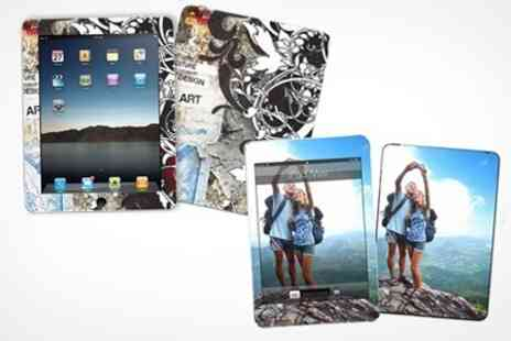 SkinzEU - Personalised Tablet Skins - Save 56%