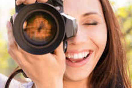 PhotoBarn - Full Day Beginners Digital Photography Course with Lunch for One - Save 85%