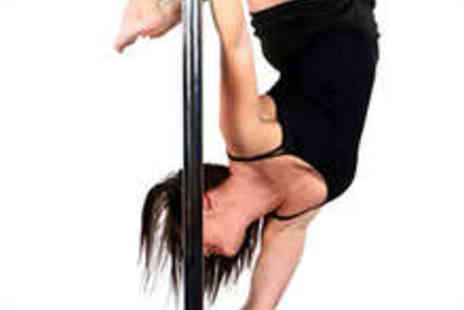 Polz Apart - Four Pole Dancing Fitness Classes for One  - Save 53%