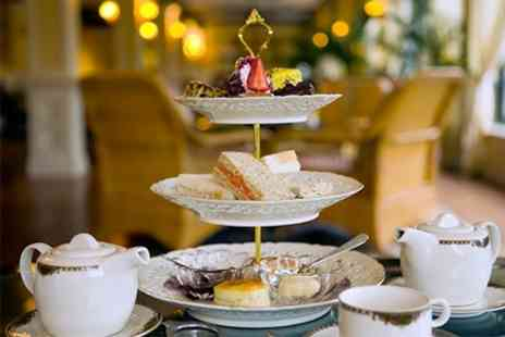 The Keys - Afternoon Tea For Two - Save 57%