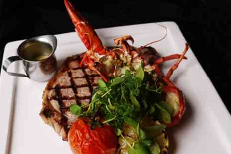 The Beeches Bar and Grill - Lobster and Prosecco For Two - Save 58%