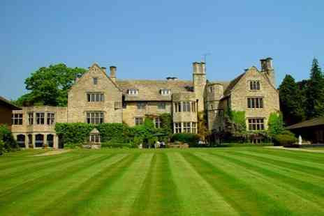 Stonehouse Court Hotel - Cotswolds Wedding Package With Four Poster Room - Save 60%