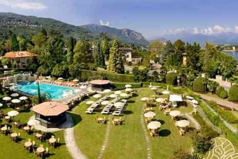 HolidaysBooked.com - In Lake Maggiore Three Night Stay With Flights For Two - Save 35%