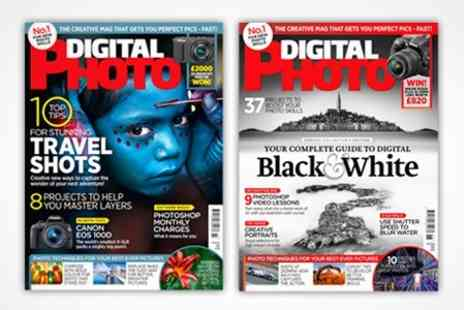 greatmagazines.co.uk - 12 Issues of Digital Photo Magazine - Save 50%